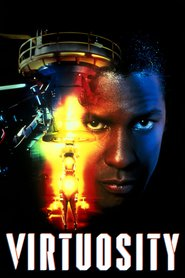 Virtuosity - movie with Denzel Washington.