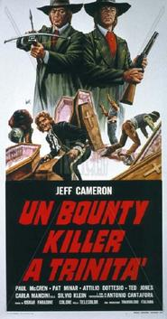 Un Bounty killer a Trinita - movie with Attilio Dottesio.