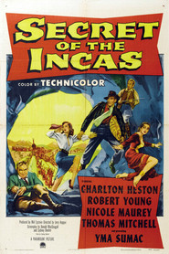 Secret of the Incas - movie with Michael Pate.