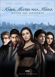 Kabhi Alvida Naa Kehna is the best movie in Shah Rukh Khan filmography.