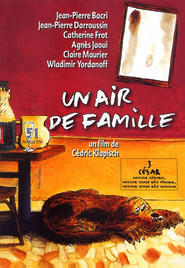 Un air de famille - movie with Antoine Chappey.