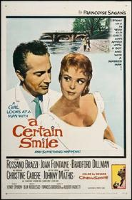 A Certain Smile - movie with Rossano Brazzi.