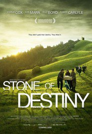 Stone of Destiny - movie with Charlie Cox.