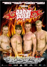 Pahat pojat - movie with Hannu-Pekka Bjorkman.