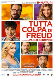 Tutta colpa di Freud is the best movie in Alessandro Gassman filmography.