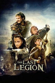 The Last Legion - movie with Iain Glen.