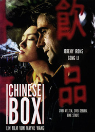 Chinese Box - movie with Jeremy Irons.
