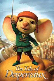 The Tale of Despereaux - movie with Tony Hale.