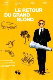 Le retour du grand blond - movie with Jean Bouise.