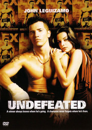 Undefeated - movie with John Leguizamo.