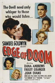 Edge of Doom - movie with Farley Granger.