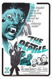 The Reptile - movie with Ray Barrett.