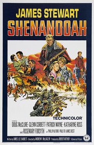 Shenandoah is the best movie in Doug McClure filmography.