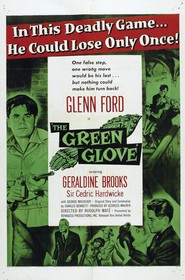 The Green Glove is the best movie in Geraldine Brooks filmography.
