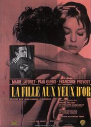 La fille aux yeux d'or - movie with Jacques Herlin.