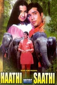 Haathi Mere Saathi is the best movie in Tanuja filmography.