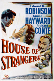 House of Strangers - movie with Debra Paget.