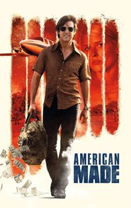 American Made - movie with Jesse Plemons.