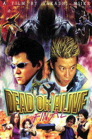 Dead or Alive: Final - movie with Sho Aikawa.