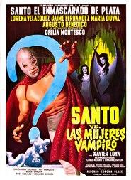 Santo vs. las mujeres vampiro is the best movie in Jaime Fernandez filmography.