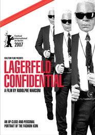 Lagerfeld Confidential - movie with Nicole Kidman.