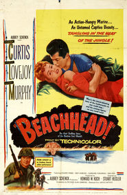 Beachhead is the best movie in Frank Lovejoy filmography.