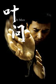 Yip Man - movie with Donnie Yen.