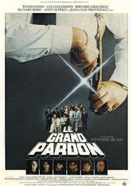 Film Le Grand Pardon.