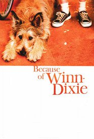 Because of Winn-Dixie - movie with Elle Fanning.