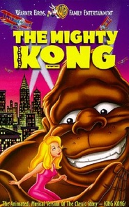The Mighty Kong - movie with Paul Dobson.