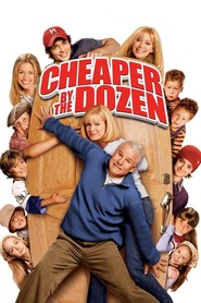 Cheaper by the Dozen - movie with Steve Martin.