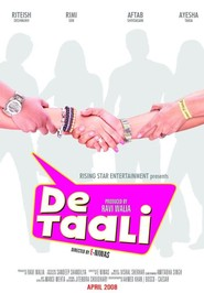 De Taali is the best movie in Ritesh Deshmukh filmography.