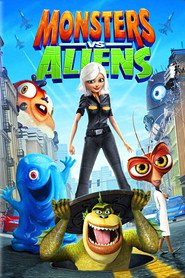 Monsters vs. Aliens - movie with Kiefer Sutherland.