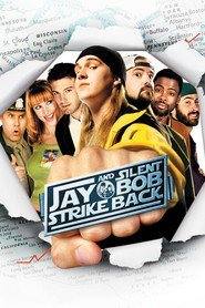 Jay and Silent Bob Strike Back - movie with Will Ferrell.