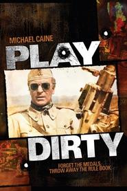 Play Dirty - movie with Michael Caine.