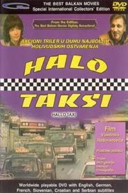 Halo taxi - movie with Vojislav «Voja» Brajovic.