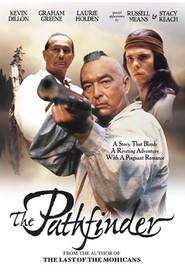 The Pathfinder - movie with Graham Greene.