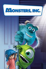 Monsters, Inc. - movie with John Goodman.