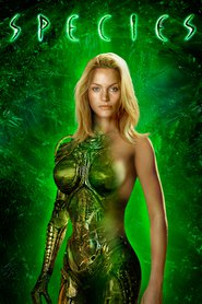 Species - movie with Michelle Williams.