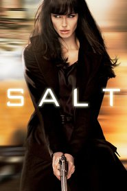 Salt - movie with Angelina Jolie.