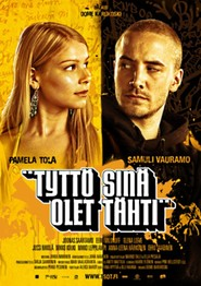 Tytto sina olet tahti - movie with Eero Milonoff.