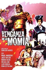 La venganza de la momia - movie with Paul Naschy.
