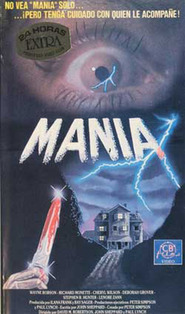 Mania - movie with Lenore Zann.