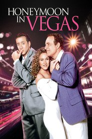 Film Honeymoon in Vegas.