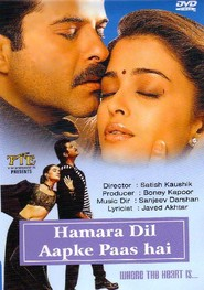 Hamara Dil Aapke Paas Hai - movie with Tanaaz Currim.