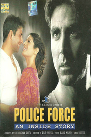 Police Force: An Inside Story - movie with Alok Nath.