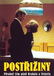 Postriziny - movie with Jaroslava Kretschmerova.