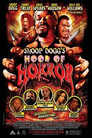 Hood of Horror - movie with Jeffrey Licon.