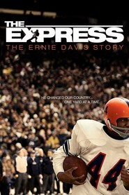 The Express - movie with Clancy Brown.