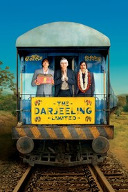 The Darjeeling Limited - movie with Bill Murray.